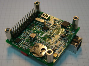 DSETA CPU based on AT89C51RE2 ATMEL microcontroller