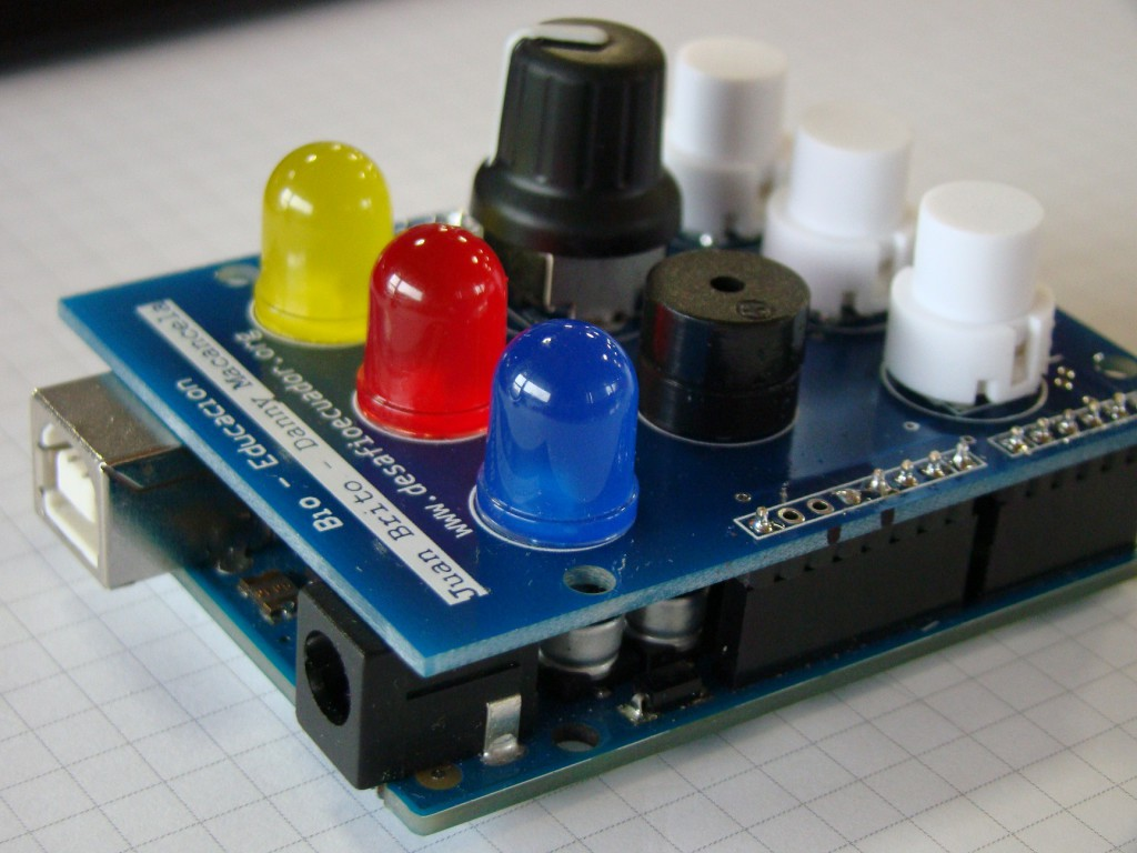 K4A with Arduino UNO (2)