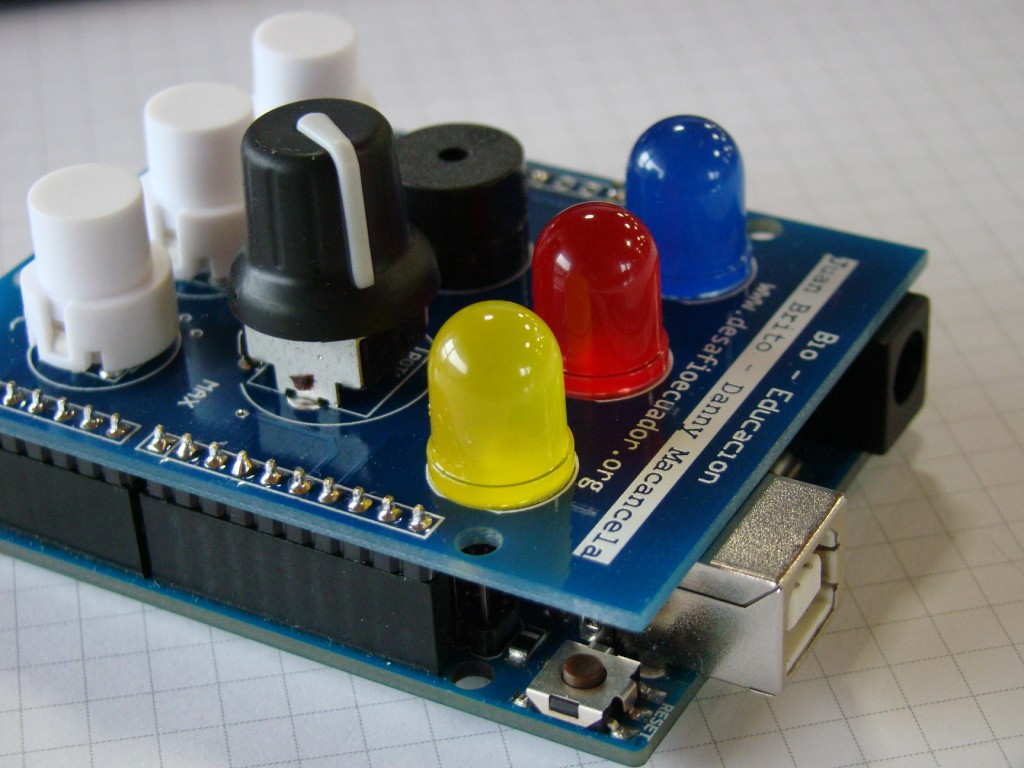 K4A with Arduino UNO (3)