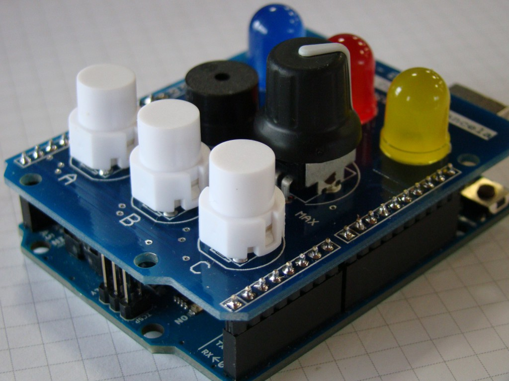 K4A with Arduino UNO (4)