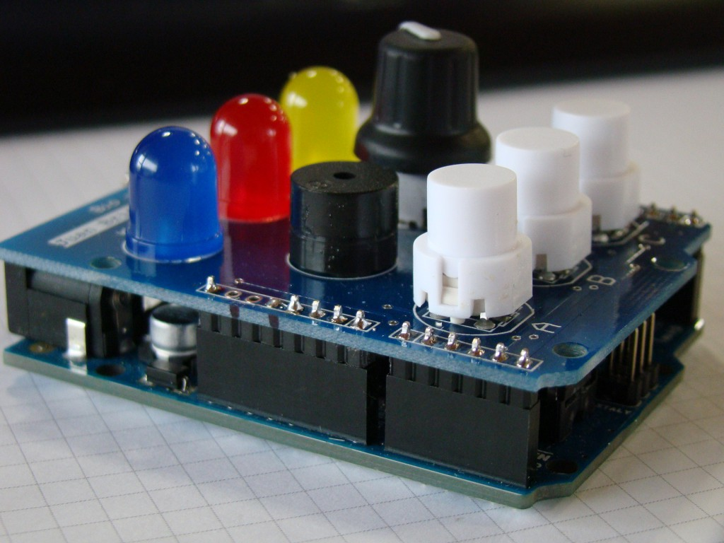 K4A with Arduino UNO (6)
