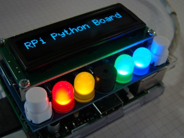 RPi Python Board