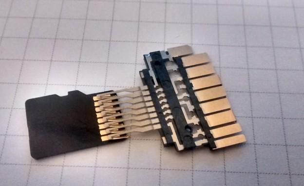 MicroSD Adapter Teardown